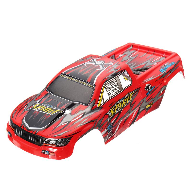 1/16 2.4G 9130 RC Car Parts 30-SJ01 30-SJ02 30-SJ03 Car Canopy Body Shell